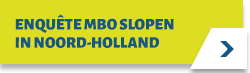 Enquête MBO Slopen in Noord-Holland